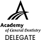 Academy of General Dentistry Delegate